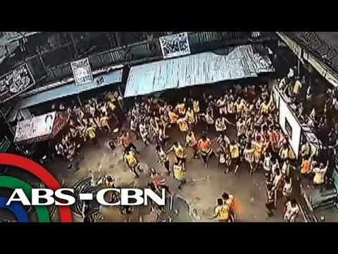 TV Patrol: Riot sa Quezon City Jail