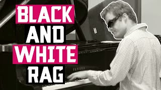 Derek Paravicini plays Black and White Rag