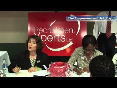 Turning Adversity into Opportunity- Retrenched Worker on NES Empowerment and Job Expo