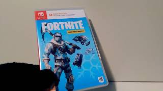 Fortnite Deep gel bundle, commutateur Nintendo