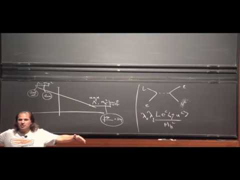 Collider Physics from the Bottom Up - Nima Arkani-Hamed