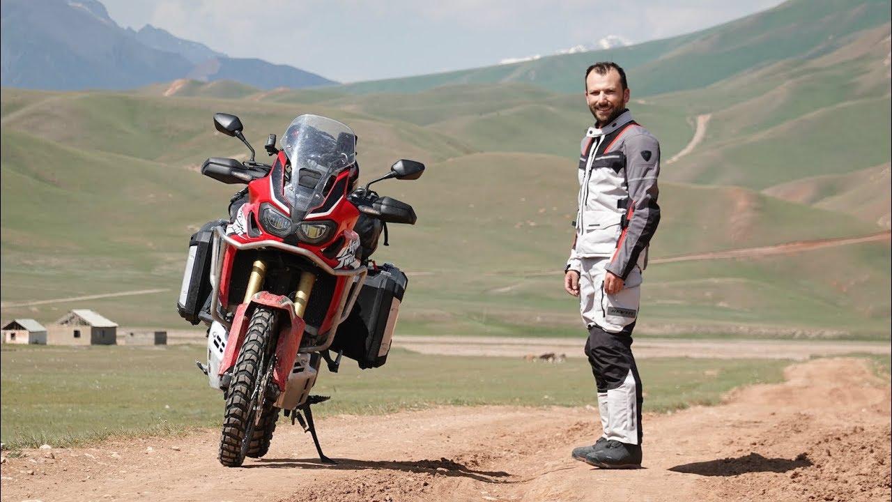 Honda Africa Twin – True Adventure in Kyrgyzstan