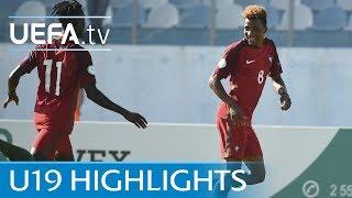 Video Gol Pertandingan Portugal U-19 vs Belanda U-19