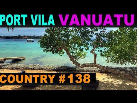 A Tourist's Guide to Port Vila, Vanuatu