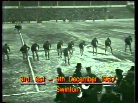 Aussie Rugby League Haka 1963