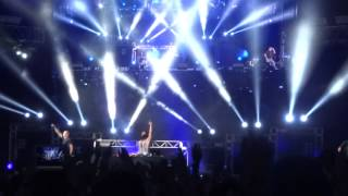 LINKIN PARK FEAT. STEVE AOKI - A LIGHT THAT NEVER COMES ( LIVE AT SUMMER SONIC 2013)