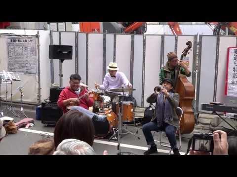 The 13th Shinjuku Trad Jazz Festival(2013/11/17):ブルームーン・カルテット