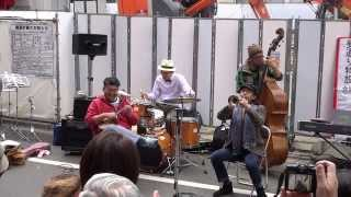The 13th Shinjuku Trad Jazz Festival(2013/11/17):ブルームーン・カルテット