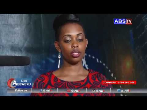 AGEBWERU LIVE KU ABS TV 29/8/2017