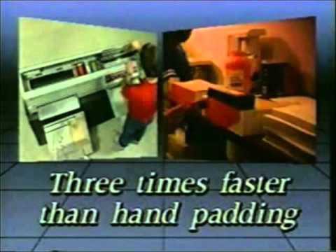 Brackett padmaster 2000 automatic padder youtube for Brackett watches