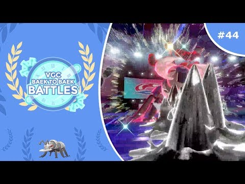 """Durable Durant"" Pokémon Sword & Shield VGC 2020 Baek To Baek Battles - Episode 44"