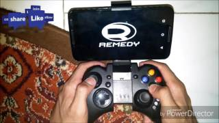 Ipega PG-9021 Bluetooth Controller - Review and Gameplay on Android (Ipega 9021)