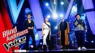 โชว์โค้ช - คนที่ไม่เข้าตา - Blind Auditions - The Voice 2018 - 19 Nov 2018
