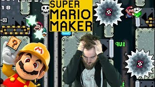 The Dream is Dead (Not Like This) | SUPER EXPERT NO SKIP [#12] [SUPER MARIO MAKER]