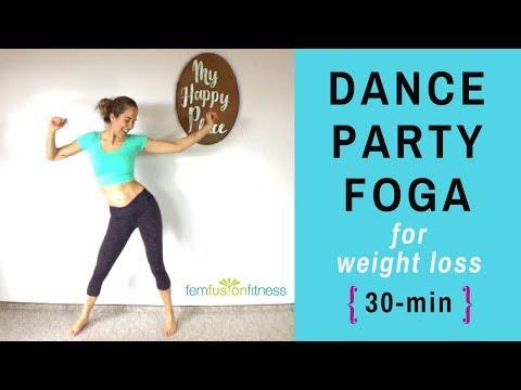 Low-Impact Cardio Dance Foga (Fitness + Yoga)
