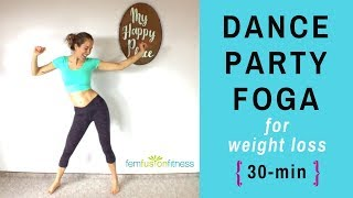 Low-Impact Cardio Dance Foga (Fitness + Yoga)