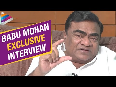 Babu Mohan Shocking Comments on Chiranjeevi and Khaidi No 150 | Actor Babu Mohan Exclusive Interview