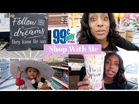 New at the 99 Cent Only Store / Come Shopping with me / Dollar Store Shopping Spree / Giveaway 2018