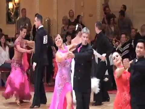 NV Ball Las Vegas Sue Eldred 2014 Open Scholarship with Artem Plakhotnyi