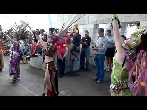 Aztec Dancers - Intro