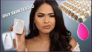 NEW BEAUTY BLENDER FOUNDATION WEAR TEST/REVIEW! |Taisha thumbnail