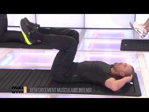 Abdos Musclés et Coach Sportif - Renforcement musculaire 102