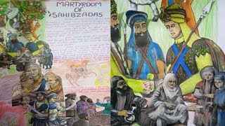 Heartiest homage to Sahib Guru Gobind Singh ji and Four Sahibzadas thumbnail