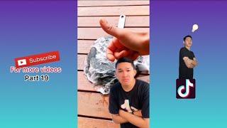DELETED TIKTOK EXPERIMENT VIDEO 🤫 (Secret lang to ahhh) Part 19 | Stephen Benihagan