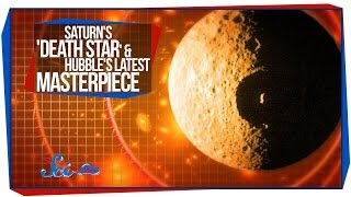 Video Saturn's 'Death Star' and Hubble's Latest Masterpiece download MP3, 3GP, MP4, WEBM, AVI, FLV Agustus 2017