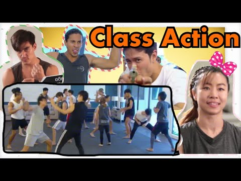 หนุ่มๆ The face men ใน Class Action ฮาหนักมาก