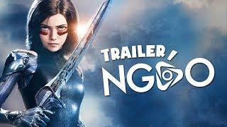 Trailer Ngáo - Alita - Thiên Thần Chiến Binh