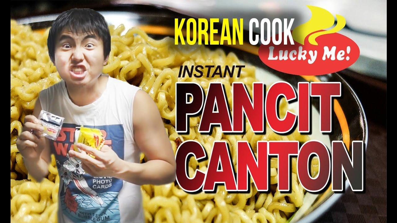 how to make lucky me pancit canton sauce