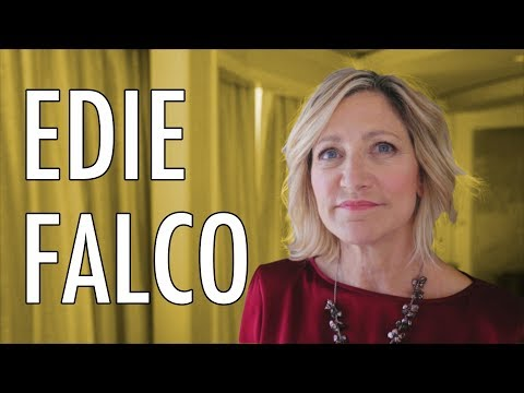 Best Career Advice Ever: Edie Falco - YouTube
