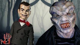 Top 5 Scariest Goosebumps Monsters