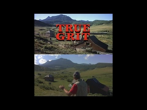 Searching for TRUE GRIT 1968 filming locations