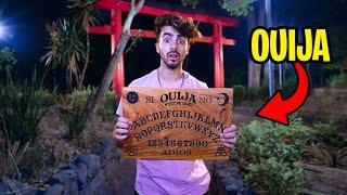ENCONTRAMOS UNA OUIJA EN EL PARQUE JAPONES!