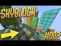 THIS DUPE GLITCH CAUSED THE SERVER TO RESET! (Minecraft Skyblock) #2