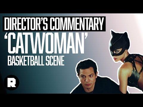 'Catwoman' Basketball Scene   Director
