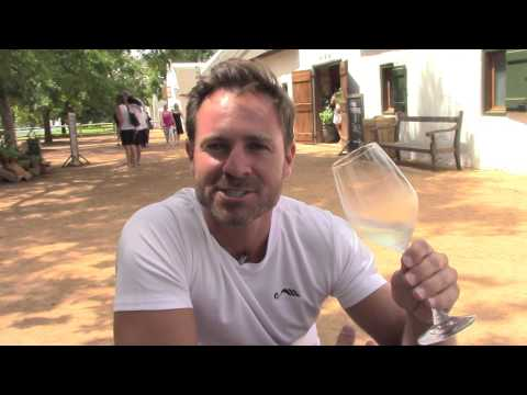 Top 5 Wine Farms in Cape Town by TV Presenter Nicholas Daines - Part I - Babylonstoren