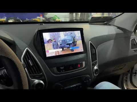 Андроид магнитола для Hyundai IX35