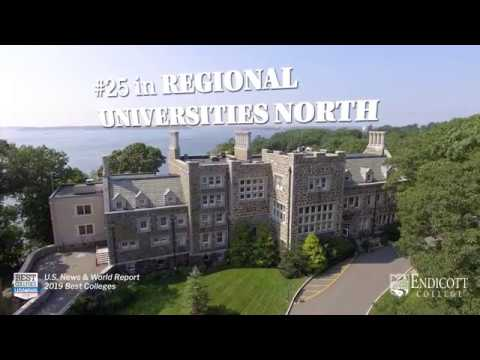 Endicott Ranked By U.S. News & World Report—2019 Best Colleges