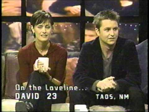 1999  MTV's LOVELINE w guest Chris Hardwick  FULL EPISODE