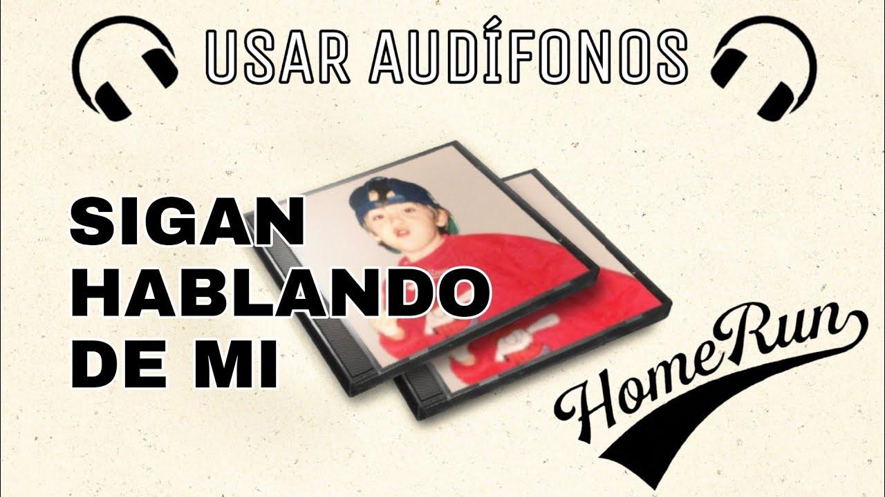 Download Paulo Londra - Sigan Hablando de Mi (AUDIO 8D)