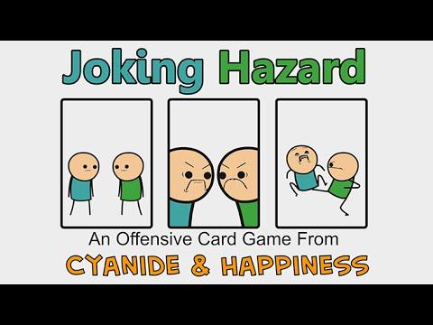 joking hazard cyanide happiness
