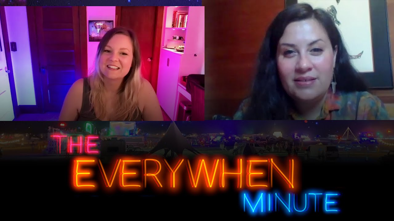 Everywhen Minute Ep3: Art submissions are OPEN!
