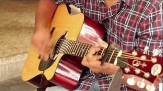 Lehrein - Aisha ( Yellow Skies Acoustic Cover )