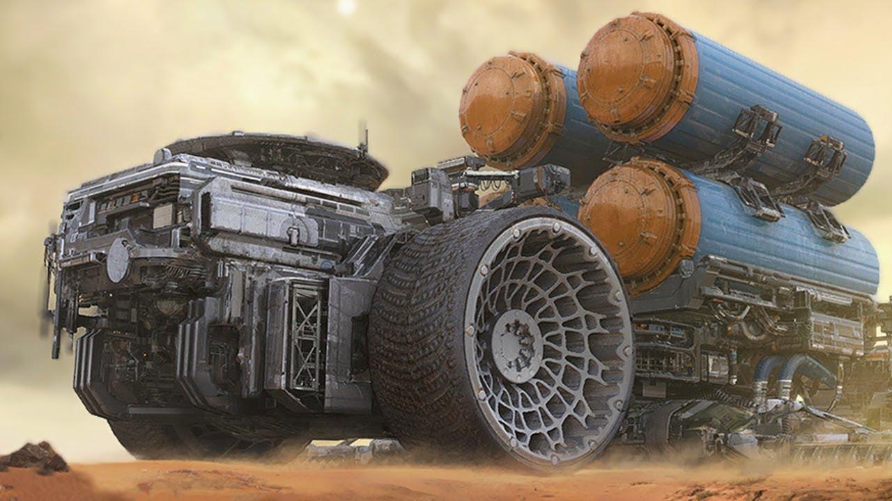 강력한 군용차량 탑10