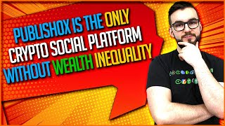 Publish0x Is The Only Platform Without Wealth Inequality | EP#204