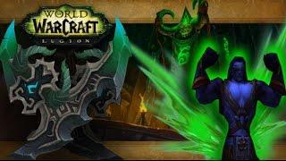 Expert Demon Hunter Tank Talent Build. Vengeance Warcraft Legion.