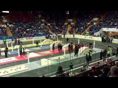 Cybathlon 2016 Powered Exoskeleton Finals